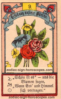 The bouquet, monthly Libra horoscope March
