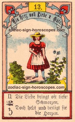 The child, monthly Libra horoscope January