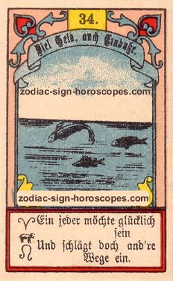 The fish, monthly Libra horoscope March